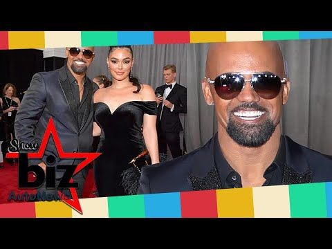 Breaking News Shemar Moore Takes Date Anabelle Acosta To Grammy