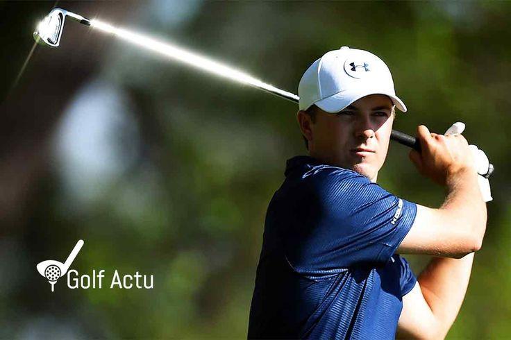Jordan Spieth new sponsor Coca Cola - Golf Actu