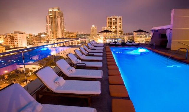 Andaz San Diego, San Diego: Andaz Hotels, Rooftops Pools, Andaz San Diego, Hotels California, Amazing View, Diego Thingsilik, Bachelorette Party Idea, San Diego California, Sandiego