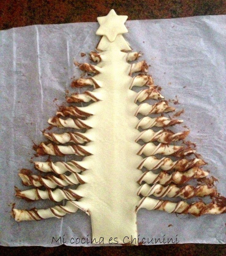 Feliz Navidad a tod@s, feliz año nuevo y feliz, feliz en tu día.... jijiji   Este año no hemos parado con los dulces navideños. Los que ...