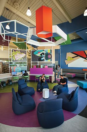 37 best Library Interiors - Teen images on Pinterest