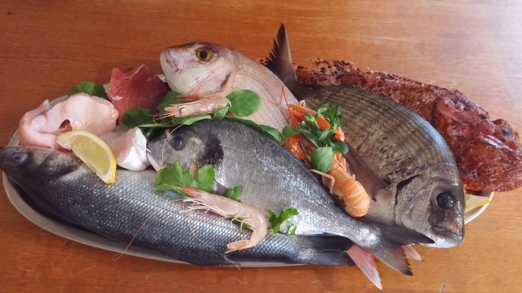 Konoba Marjan, Split - Restaurant idéal pour fruit de mer et poisson
