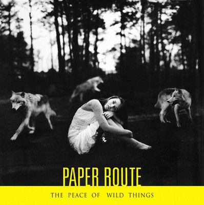 PAPER ROUTE, The Peace of Wild Things. September 11, 2012. CANNOT WAIT.: Music, Wild Things, Albums, Peace, 2012, Paperroute, Favorite