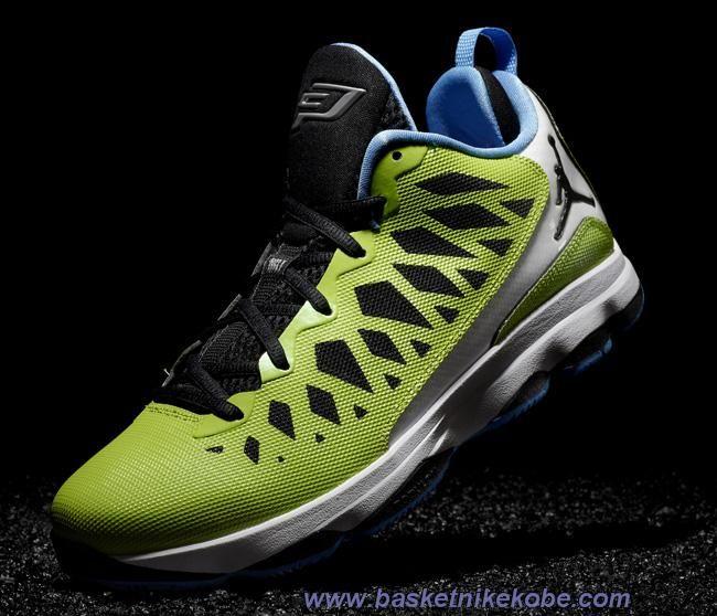 super popular c3f8f cc75b ireland air jordan cp3. ca413 e18cf  sale chaud cp3 chaussures 2013 atomic  vert noir blanc university bleu 535807 301 jordan cp3.