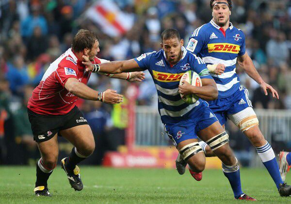 DHL Stormers Rugby