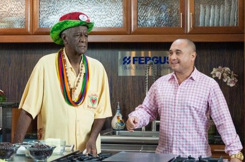 "New Video Post - Wally Amos - Watch Wally ""Famous Amos"" as he shows you how to make the perfect chocolate chip macadamia nut cookies.  Watch the video and get the recipe on http://CookingHawaiianStyle.com"