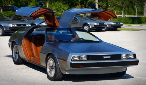 DeLorean DMC-12 prototype