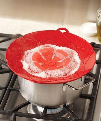 Red Kochblume 10'' Spill Stopper