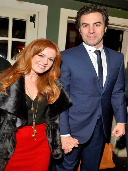 Isla Fisher, the 38 year old Australian actress is reported to be pregnant again! Isla Fisher is expecting her third child with husband Sacha Baron Cohen. (isla fisher movies) (sacha baron cohen movies) (sacha baron cohen wife) (isla fisher amy adams) (amy adams isla fisher) #islafisherwallpaper #islafisherweight #baronsachacohen #sachabaroncohenborat #sachabaroncohenalig