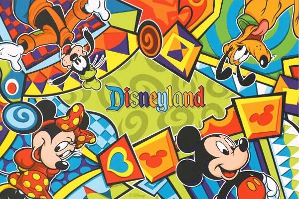 Disneyland Postcards