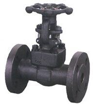 Forged Steel Gate Valve Flanged