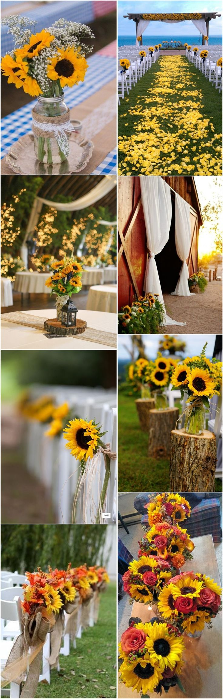 The 25 best small wedding decor ideas on pinterest for Small wedding centerpieces