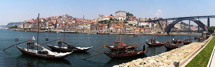 Panorama of Porto - Porto, Porto