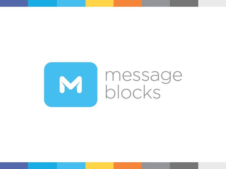 Message Block (more exploration) by Attic Door Design
