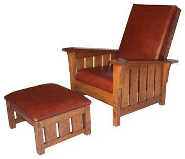 17 Best Images About Morris Chair On Pinterest
