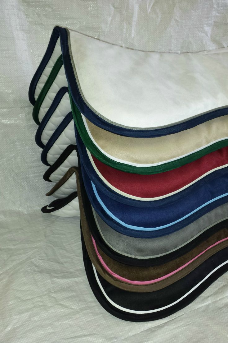 Create a Half Pad from Wilker's Custom Horse Products