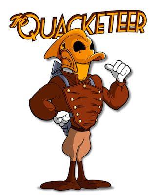 JCMaziu absent art.: The Quacketeer.