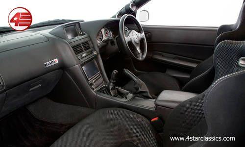 Nissan R34 GTR V-Spec II Nür Nismo R-Tune /// 20k Miles. For Sale (2002)