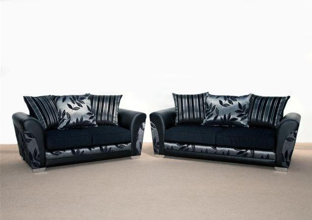 * * * EXCLUSIVE FABRIC SOFA * * *  £750 FOR CORNER DELIVERED AVAILABLE IN 3+2 SEATER TOO!