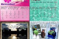 Kalendár z Vašich fotografií na rok 2015 - Jaspravim.sk