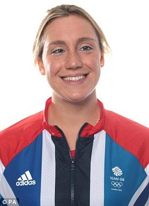 Lizzie Simmonds, a swimmer who represented Great Britain, at London 2012