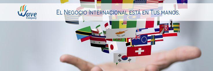 El Negocio Internacional está en tus manos. http://www.wavecompany.net/es/internacional-desarrollo/