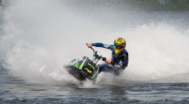 Pwc Personal Water Craft Speed
