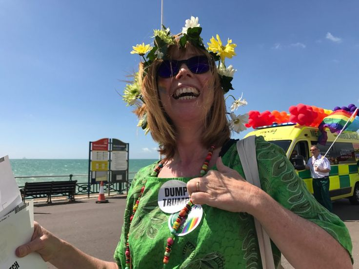 27 pictures showing how flaming hot Brighton Pride was this year #hot #pride #brighton #brightonpride #lgbt #lgbtpride #gaypride #queer #rainbow #color #colourful #colour #travel