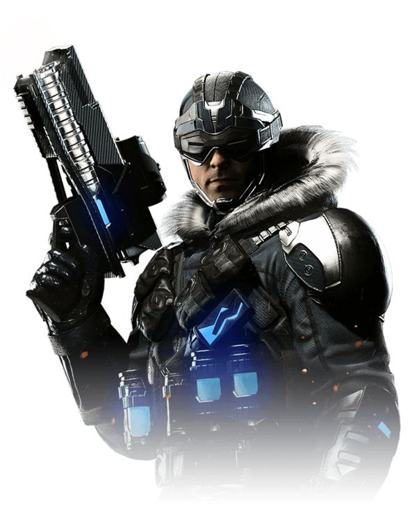Captain Cold - Injustice 2 Render by YukiZM