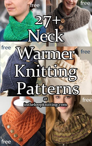 Quick Easy Hats--Free Knitting Patterns From Squigglidinks