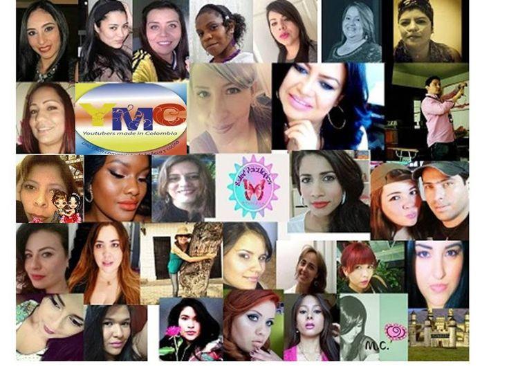 Youtuber Made in Colombia. Orgullosas de ser colombianas y socias de Youtube, con canales en donde le entregamos al mundo lo mejor que sabemos hacer. #YMC #Colombia