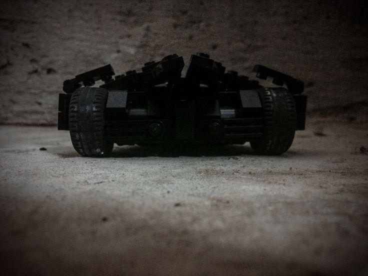 Lego bvs batmobile