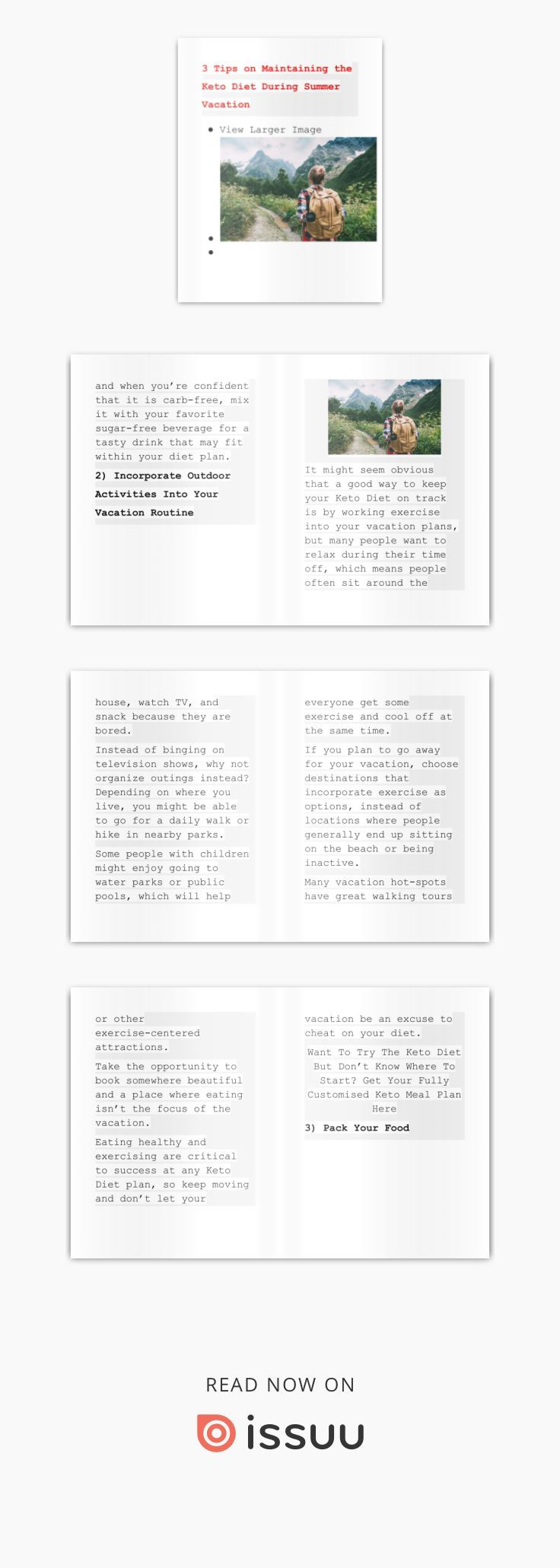 The Custom Keto Diet PDF Book Free Download