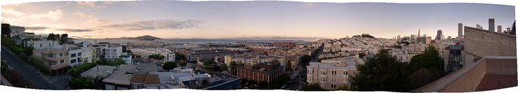 Panorama Bahía de San Francisco