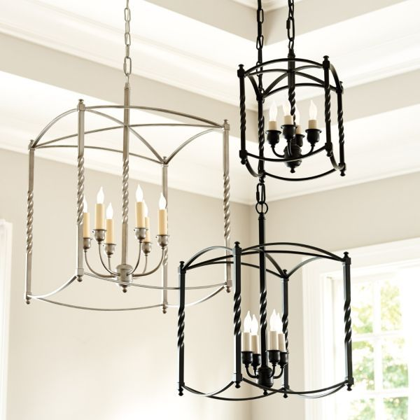 Pottery Barn Carriage Lamp: 17 Best Images About Lighting On Pinterest