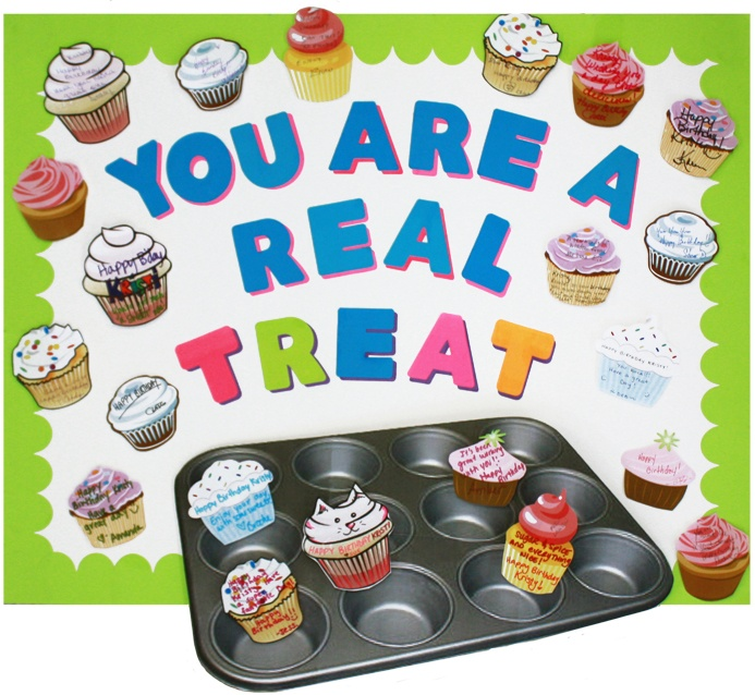 Birthday Poster Idea Use This For The Table Where You Put