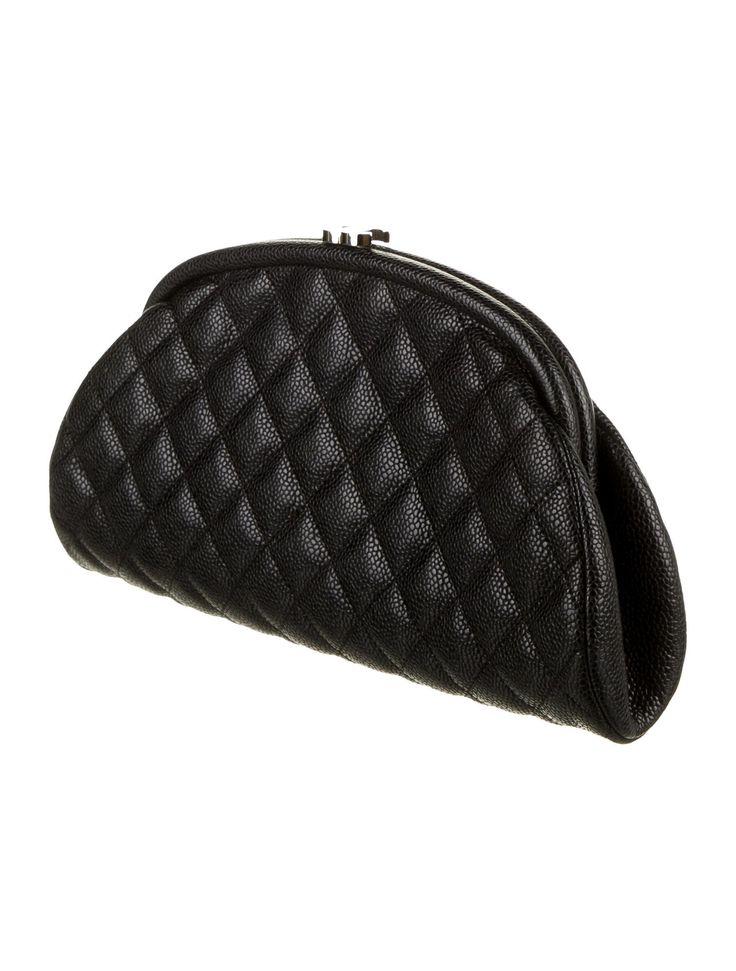 Chanel caviar timeless clutch handbags cha477187 the