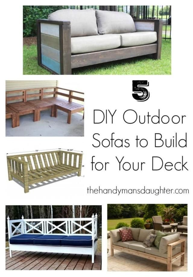 Outdoor Sectional Furniture 2