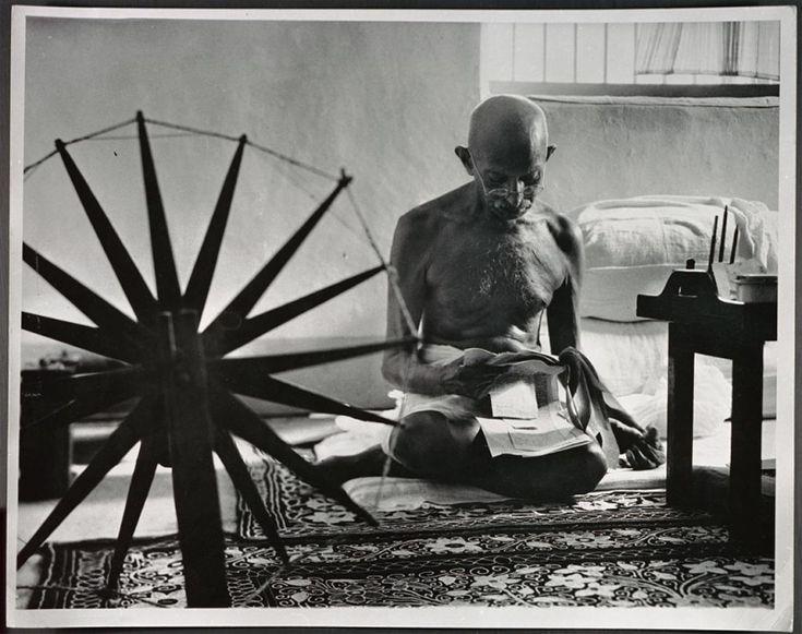 Махатма Ганди и Лев Толстой: история переписки