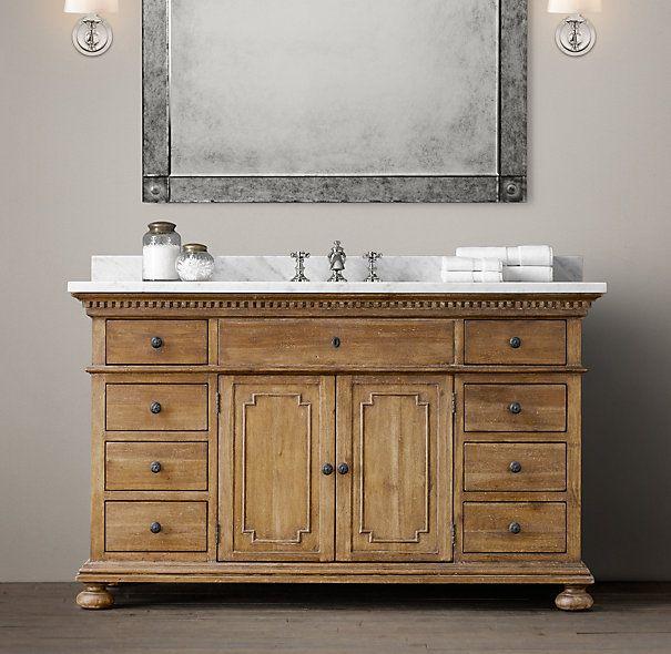 Bathroom Vanity Feet best 25+ single vanities ideas on pinterest | bathroom vanity