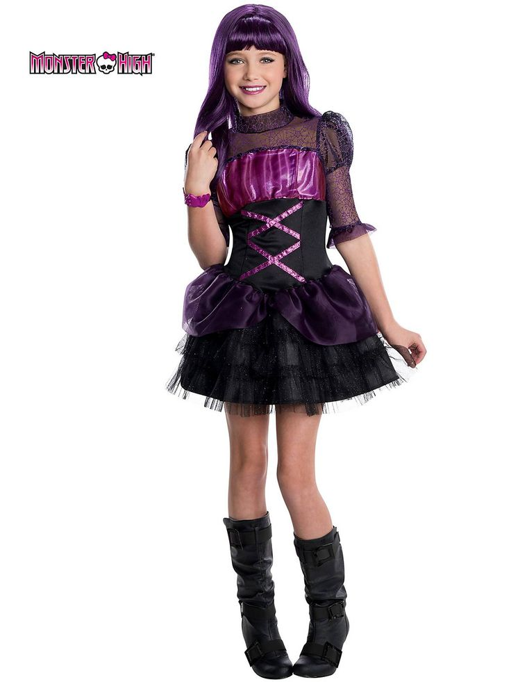 Girl's Monster High Elissabat Costume! See more #costume ideas for Halloween and more at CostumeSuperCenter.com