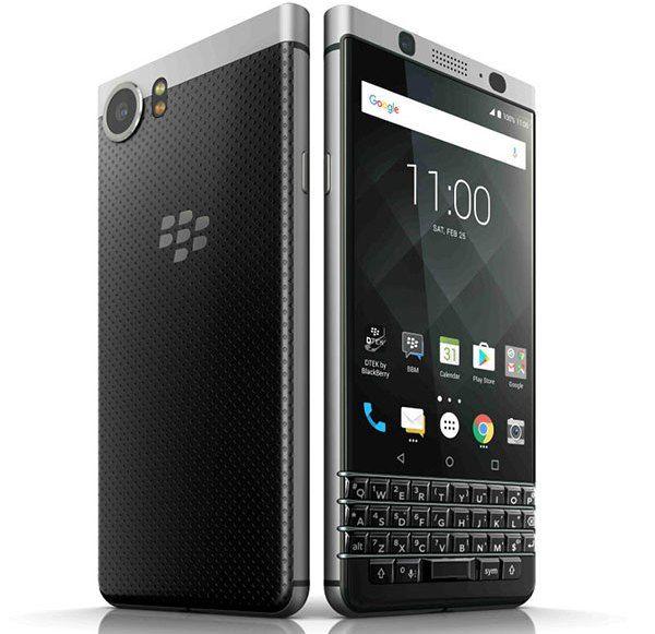 Der erste Eindruck vom BlackBerry KEYone