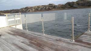 Bildresultat för balkongräcke glas