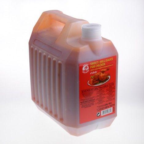 Sos chilli dulce pentru pui COCK 4,5l | Asian Food