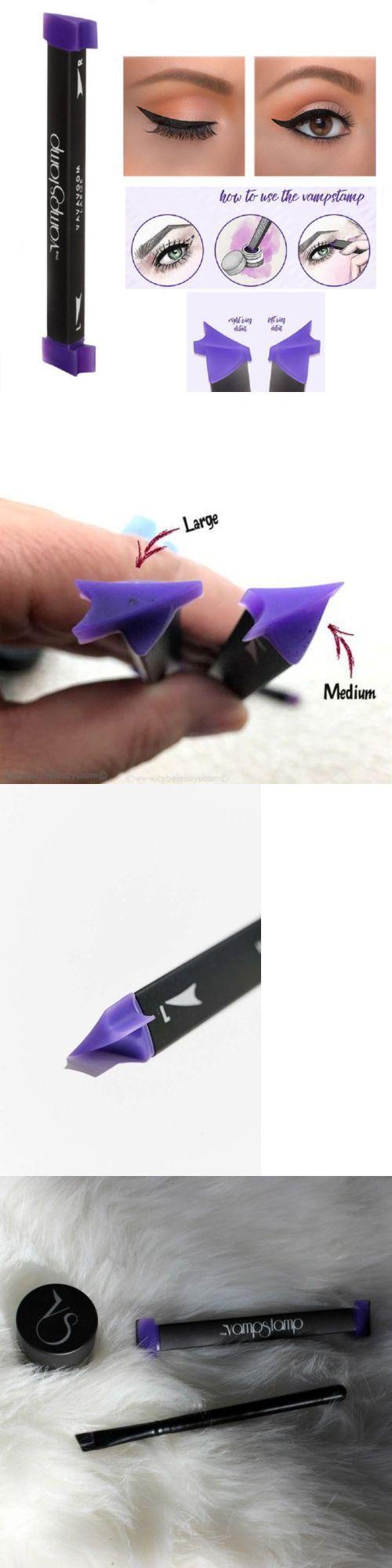 Eyeliner: Vavavoom Vamp Stamp Eyeliner + Ink 3-Pc. Set (Medium) Bnib *100% Authentic* -> BUY IT NOW ONLY: $49.95 on eBay!