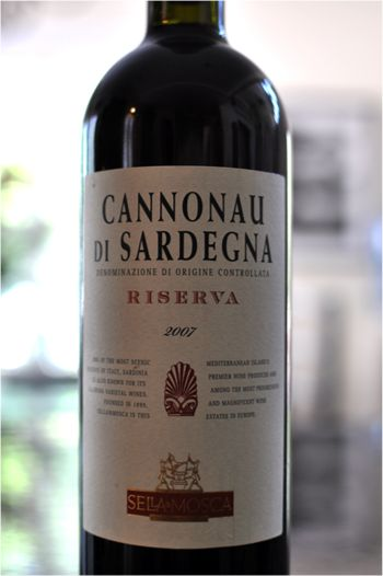 red wine called Cannonau http://blissfuladventurer.files.wordpress.com/2012/05/cannonau350.png