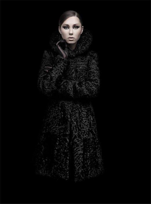 persian lamb coat  furdesign  glamour  fashiondesign  furisfashion  Mifur  posh