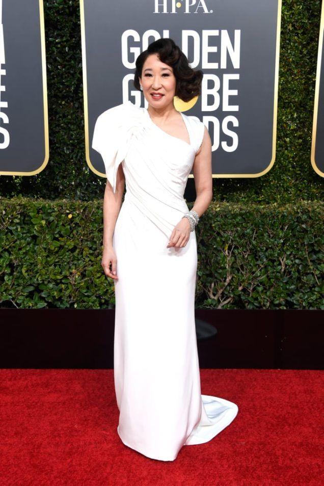 Globo De Ouro 2019 Confira Os Melhores Looks Vestidos