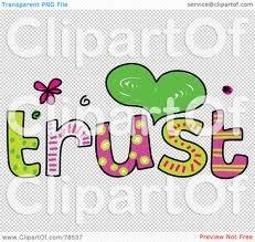 Trustworthy: I am trustworthy because I can keep secrets.