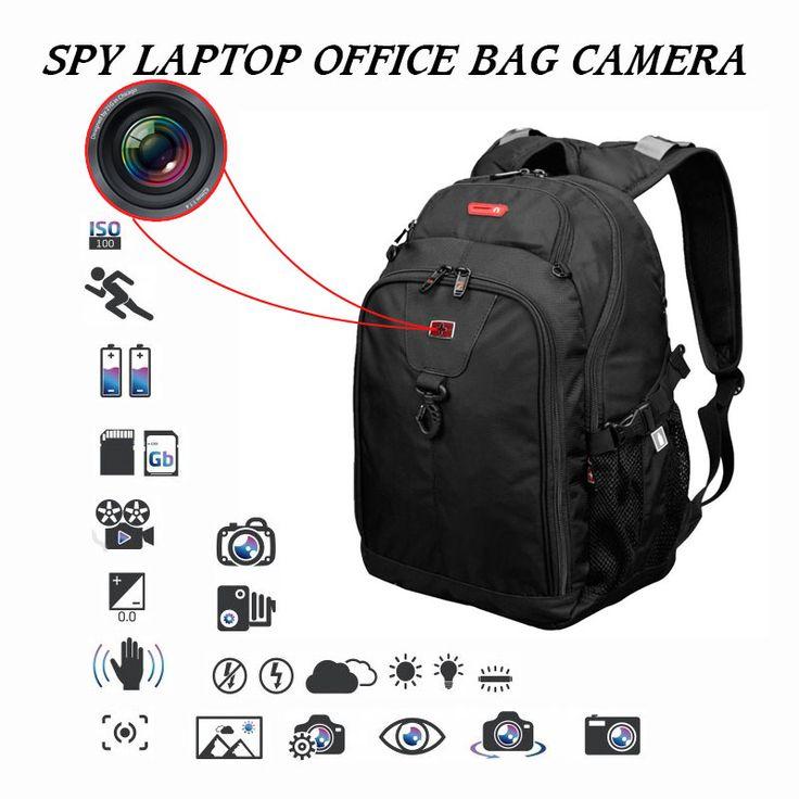 Spy Camera In Laptop Office Bag In Usa - Buy Spy Hidden